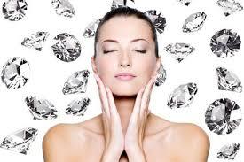 Diamond micro-dermabrasion : Skin exfoliation