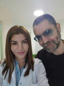 with Yuri Mrakadi